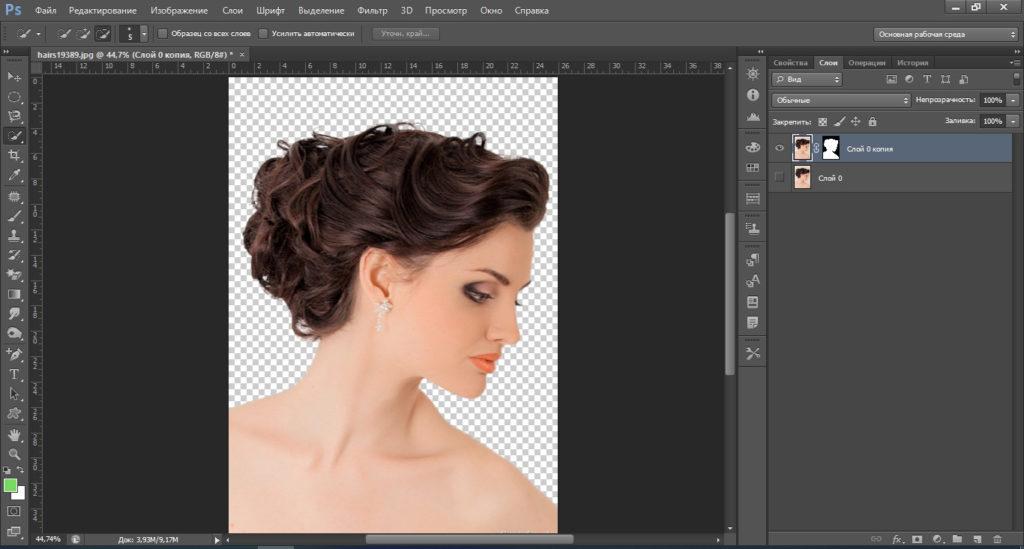 Двойная экспозиция - эффект обработки фотографий. Техника выполнения.